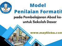 Model Penilaian Formatif Pembelajaran Abad 21 Jenjang SD