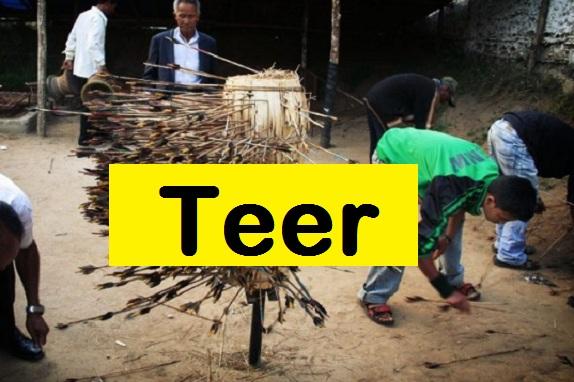 Teer Result