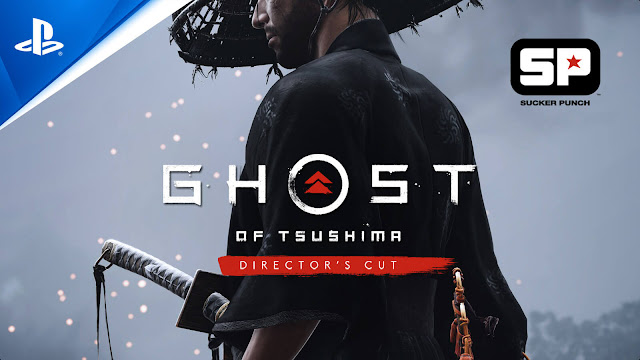 ghost of ikishima director's cut ps4 ps5 2021 iki island expansion dlc mini sequel cross-gen release action adventure sucker punch productions sony entertainment interactive
