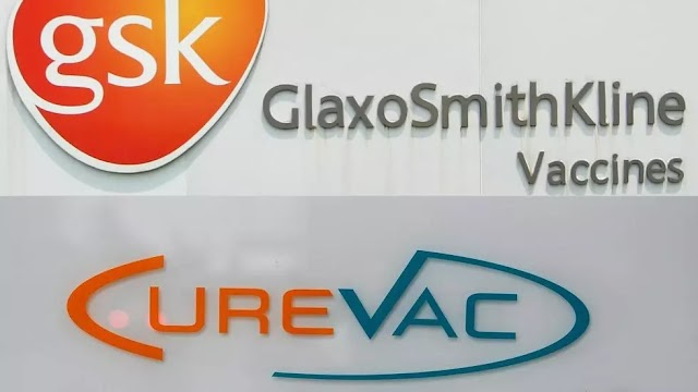 British pharmaceutical GlaxoSmithKline and German biotech CureVac to develop vaccine against Covid variants