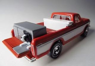 Hot Wheels walmart ford truck