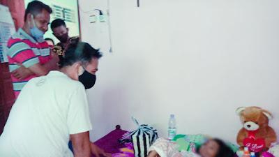Florentia Gadis Penderita Osteosarcoma Meninggal Dunia