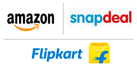 Amazon-Flipkart-and-Snapdeal