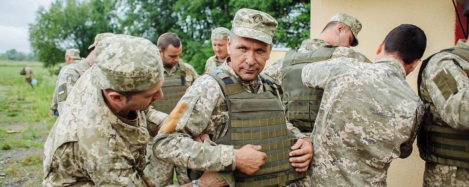 Територіальна оборона: хто буде захищати українські вулиці у разі нападу?
