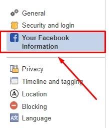 facebook account delete karna sikhe