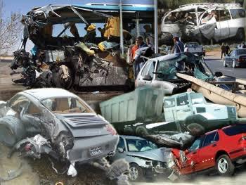 حادث دموي 7وفيات و١١مصابا