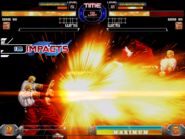 SNK MUGEN Database: Geese Howard XIII by TightRiam