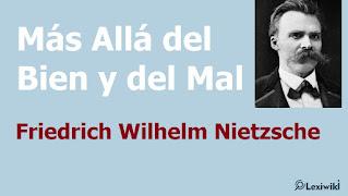 Más Allá del Bien y del MalFriedrich Wilhelm Nietzsche