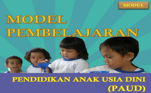 Modul dan Model Pembelajaran PAUD