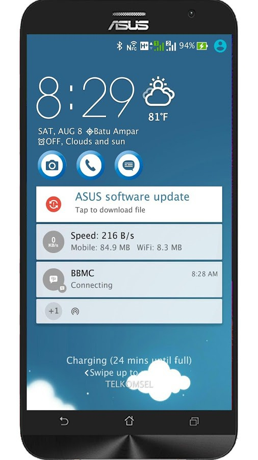 how to download music onto asus zenfone