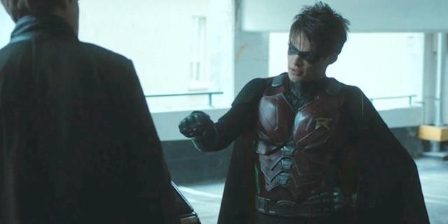 Robin irá morrer em Titãs, você decide