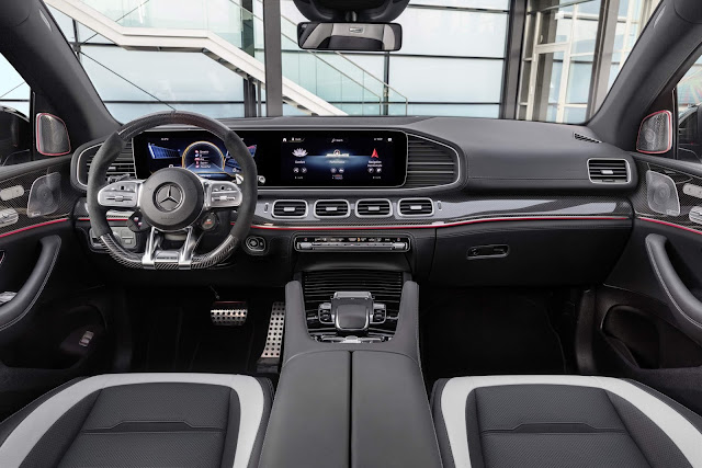 Novo Mercedes-AMG GLE 63S
