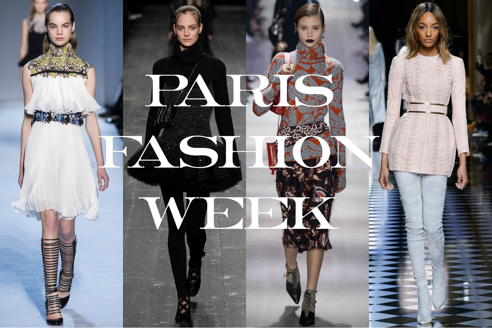 Eniwhere Fashion - Paris Fashion Week - Fall Winter 2016