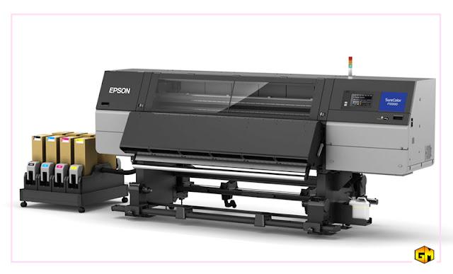 Epson SureColor SC-F10030 Printer Gizmo Manila