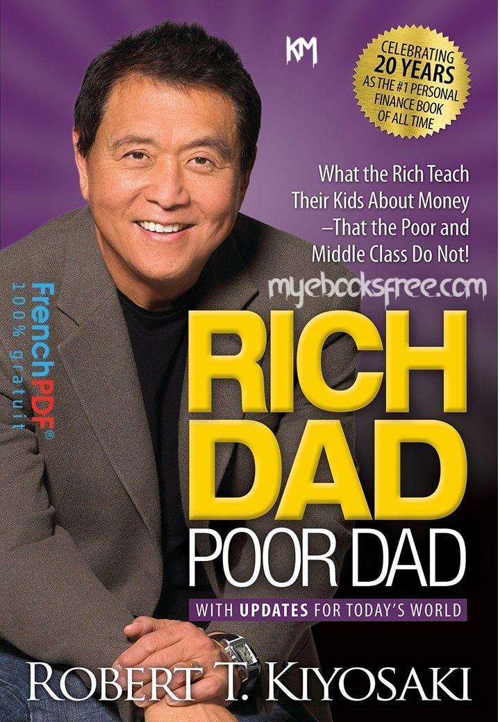 Rich Dad Poor Dad Pdf By Robert T. Kiyosaki