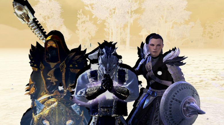 ESO: Best Folk for Tank, DD and Healer - Which one you should choose