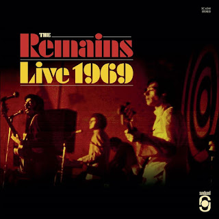 The Remains' Live 1969