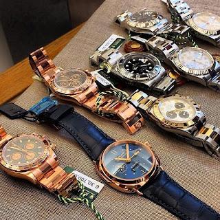 Đồng hồ chính hãng thường có độ bền tốt, tính thẩm mỹ cao