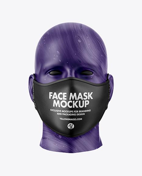 Best Free Psd Mockups Mask Pattern