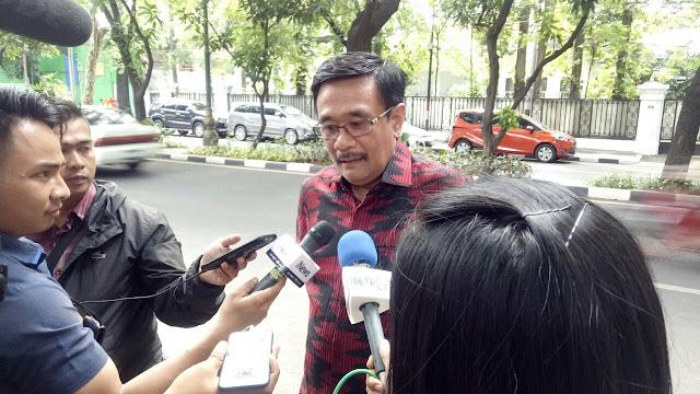 Djarot Jawab Isu Putra Daerah di Pilgub Sumut: Saya Putra Indonesia