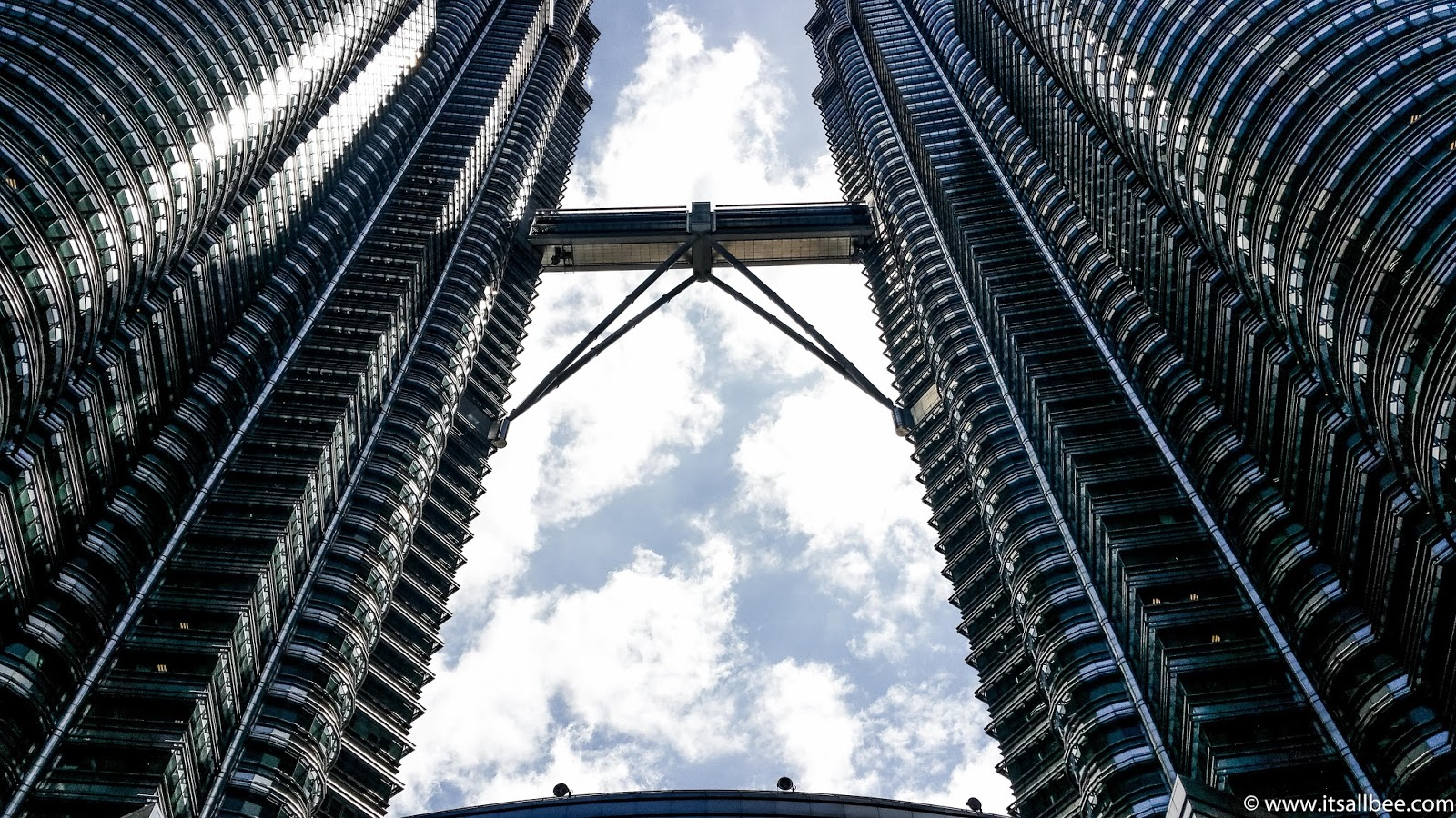 petronas towers 1 and 2