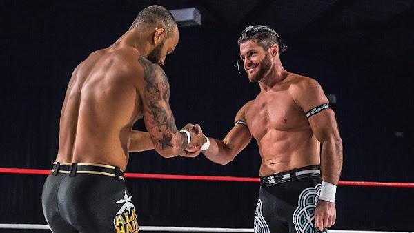Matt Sydal revela ter tido conversas com a WWE para estar no Cruiserweight Classic