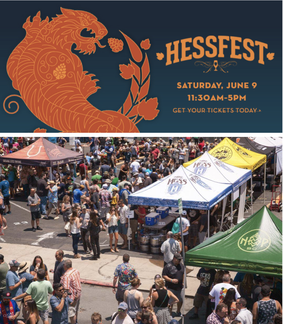 Save on passes & Enter to win VIP tickets to HessFest 8 - June 9!