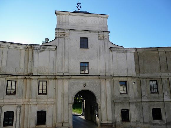 Бердичев. Крепость-монастырь Ордена Босых Кармелитов