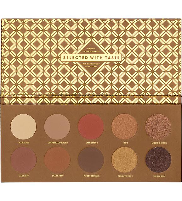 zoeva caramel eyeshadows, zoeva eyeshadow, browns eye palette, best eyeshadow, best eyeshadow palette,