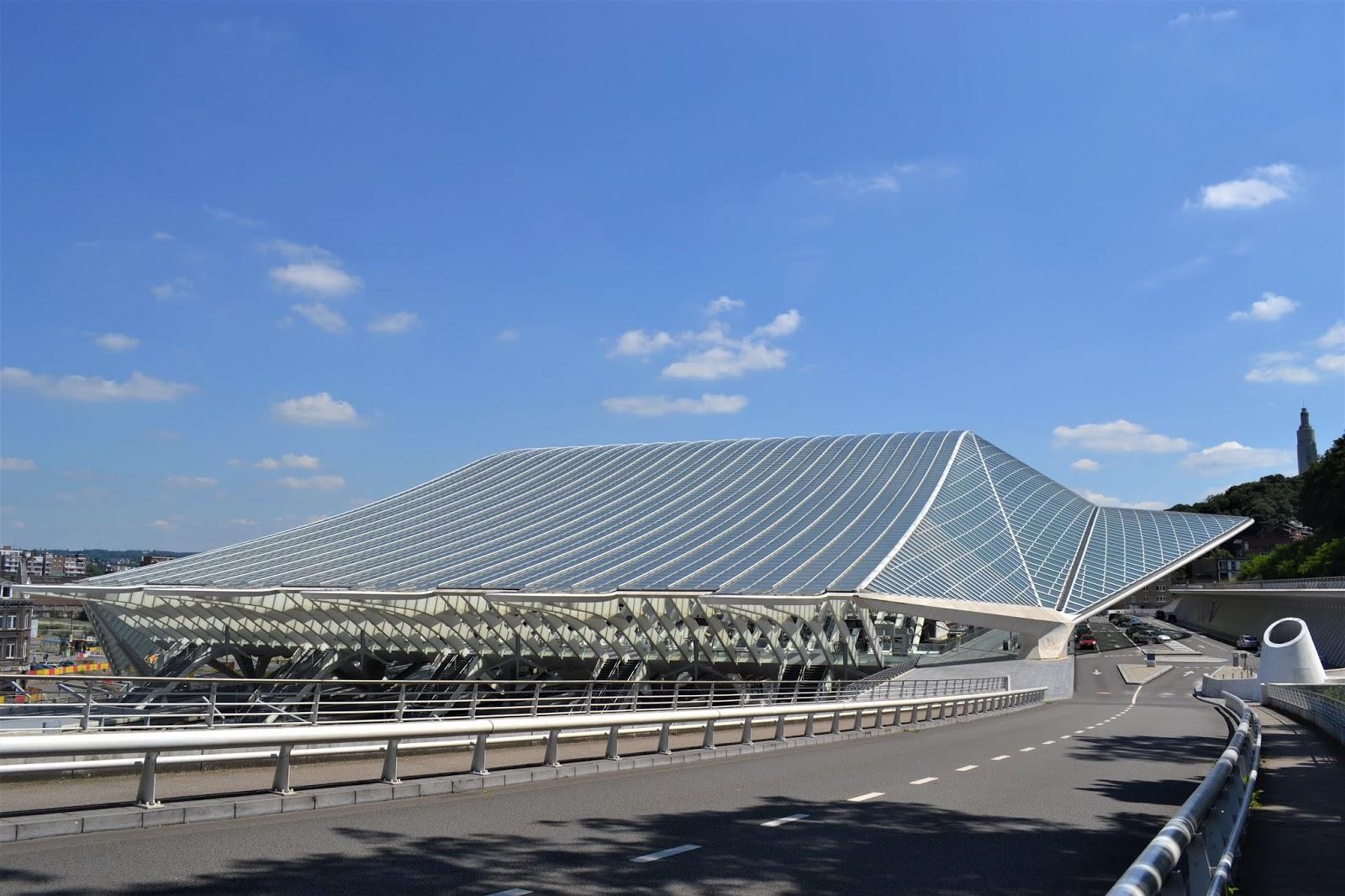 Stazione TGV Santiago Calatrava