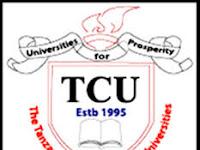 TCU Date To Release University Selections 2019/2020 Round One | Majina Waliochaguliwa Vyuo 2019/20