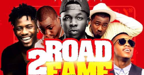 [Mixtape] DJ Maff – Road 2 Fame Mix (Feburay 2017 Edition)