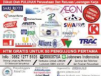 30 Perusahaan Ikut Pameran Bursa Kerja Kampus UIN Ciputat