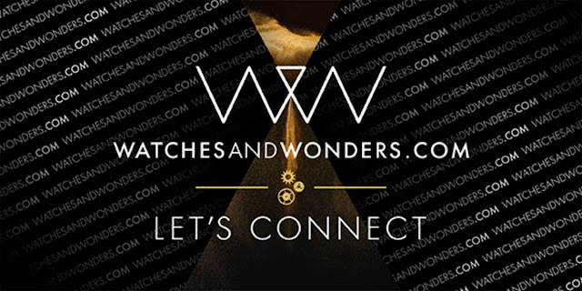 Watches & Wonders 2020 online from April 25