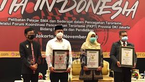 Lomba Video Pendek BNPT Pecahkan Rekor MURI
