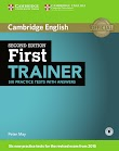 Download First trainer second edition Bản đẹp (PDF + CD Audio)