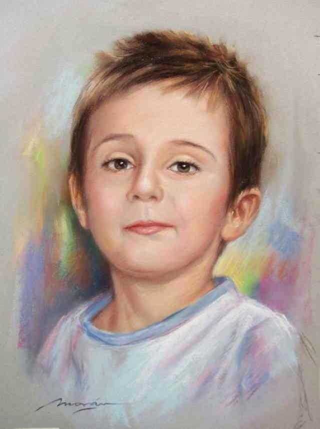 Испанский художник. Jose Moran Vazquez