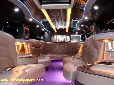 Luxurious Hummer Limousine Wallpapers Gallery And Limo