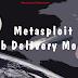 Metasploit web delivery 모듈을 이용한 Command line에서 meterpreter session 만들기