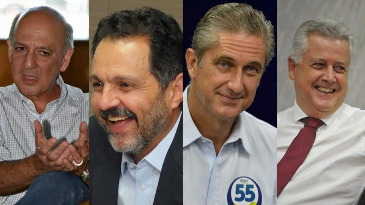 Conheça os planos dos ex-governadores do DF para 2022