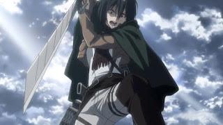 進撃の巨人 ミカサアッカーマン Attack on Titan Mikasa Ackerman
