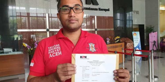 YARA Laporkan Pengadaan Mobil Dinas Rp 100 Miliar Pemerintah Aceh ke KPK