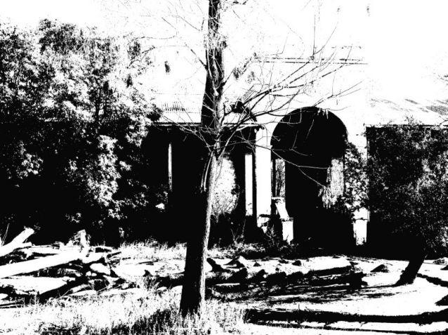 orfanato entrada