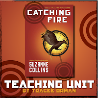 Catching Fire Novel Teaching Unit