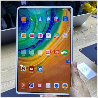Huawei MediaPad M5 Pro Harga;Huawei MediaPad M5 Pro;