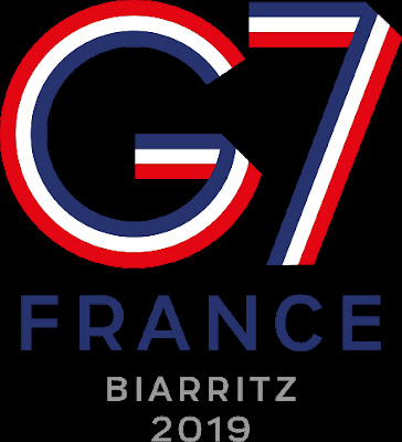 2019 G7 summit Biarritz, France