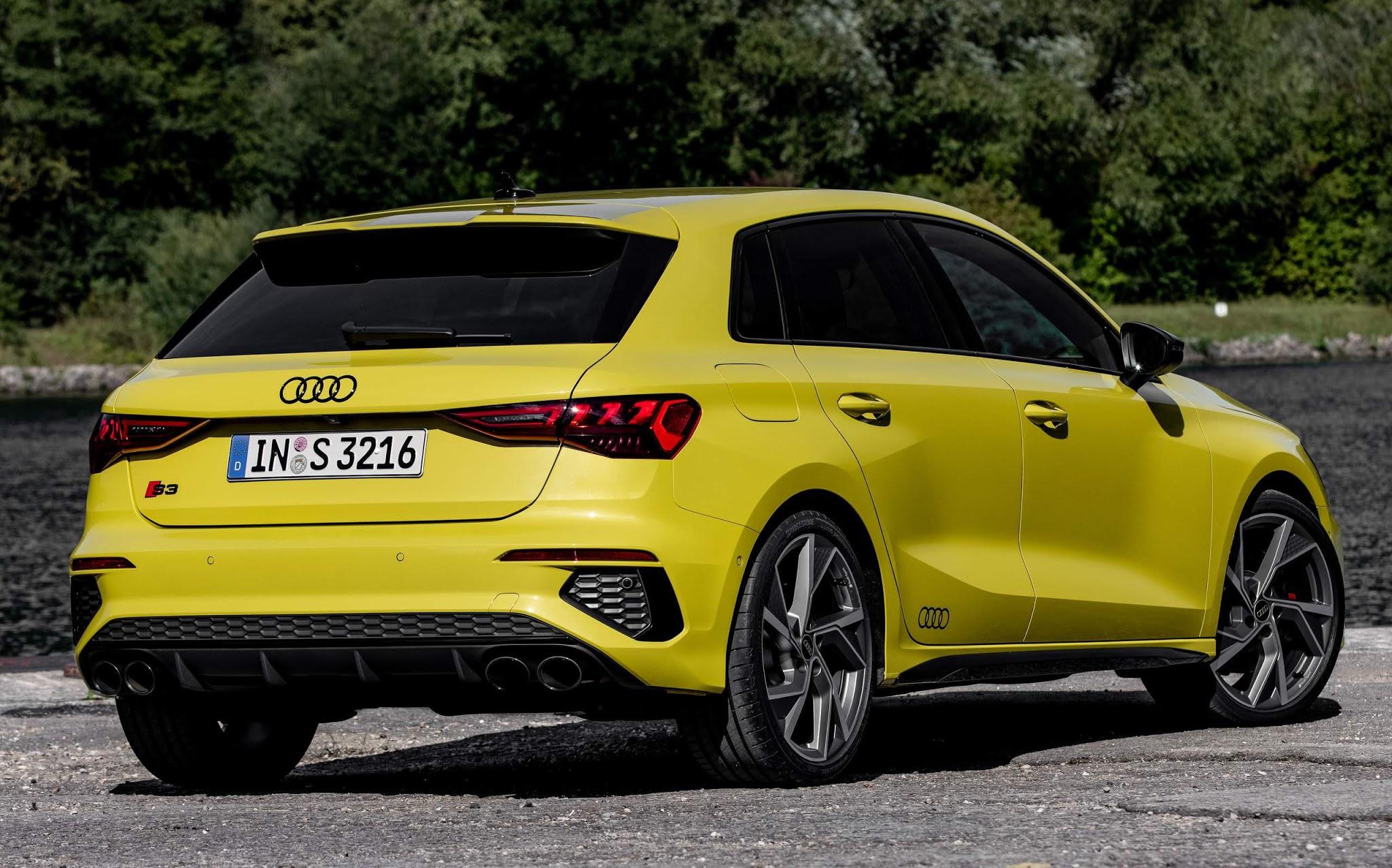 Novo Audi S3 Sportback pode vir ao Brasil em 2021 - fotos ...