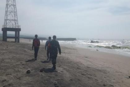 Terseret ombak, wisatawan pantai Jayanti Cianjur tenggelam