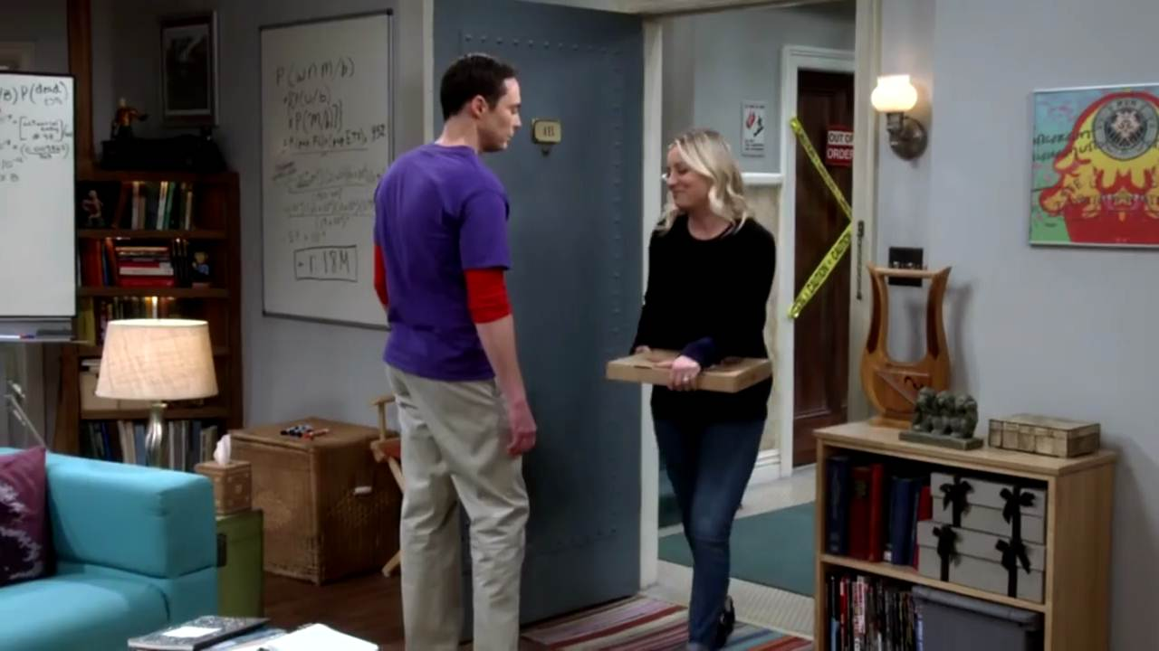 Ver The Big Bang Theory 11×13 Online