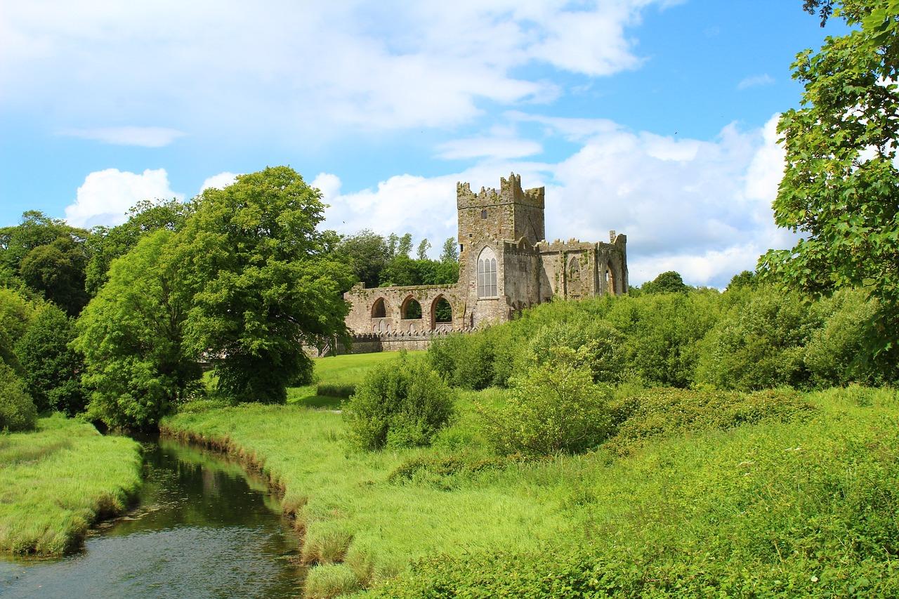 Tintern Abbey Summary Analysis Line Written A Few Mile Above